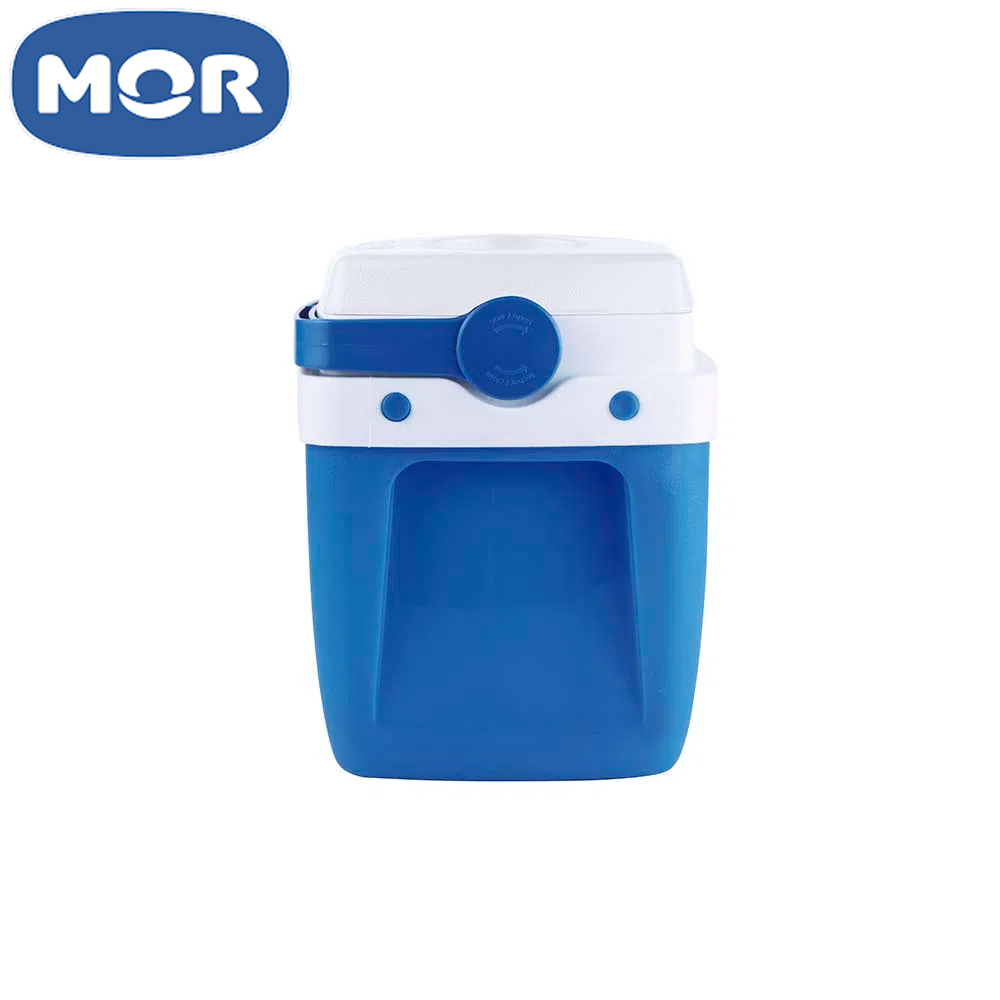 Caixa Térmica Mor 12 Litros Azul