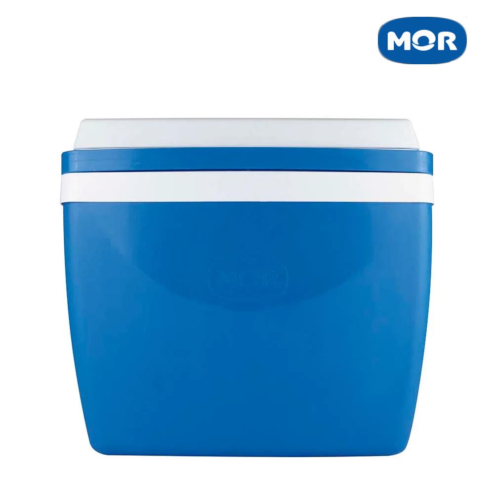 Caixa Térmica 34 Litros Azul - Mor