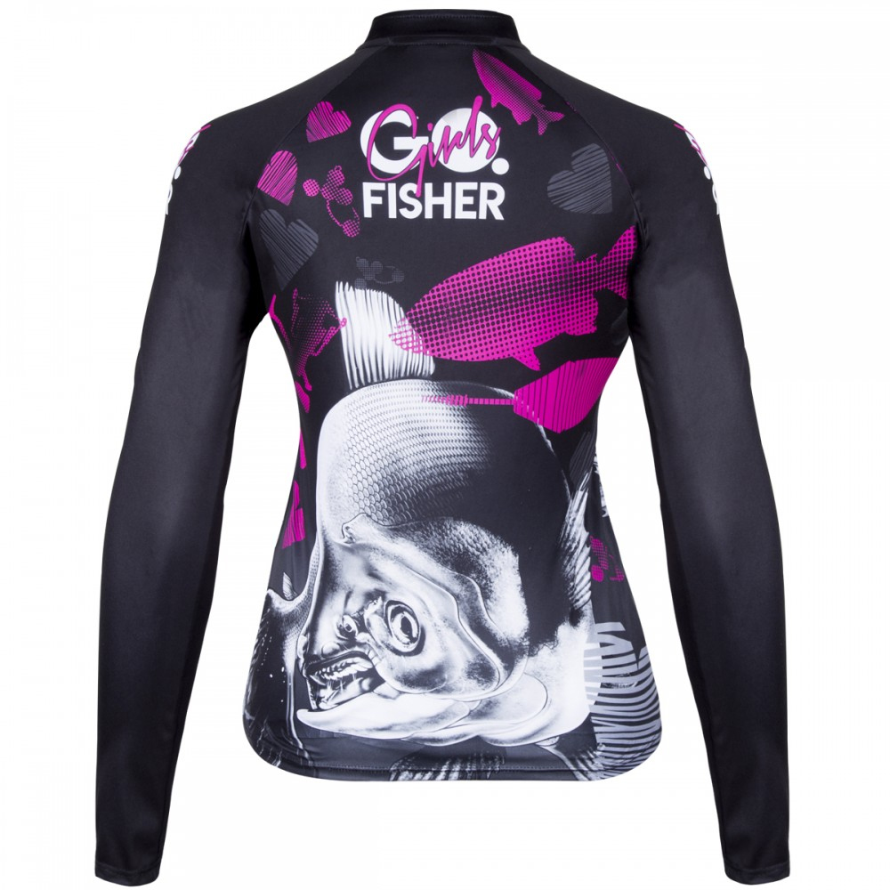 Camiseta de Pesca Feminina Tamba GOG 01 M - Go Fisher