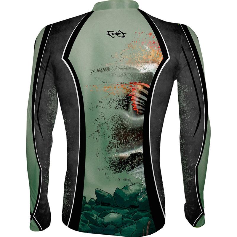 Camiseta de Pesca MTK Atack Z Pirarara EX