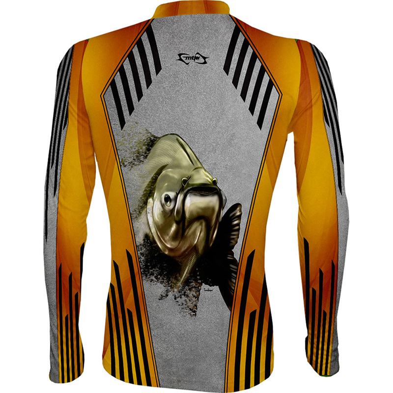 Camiseta de Pesca MTK Atack Z Tambaqui M
