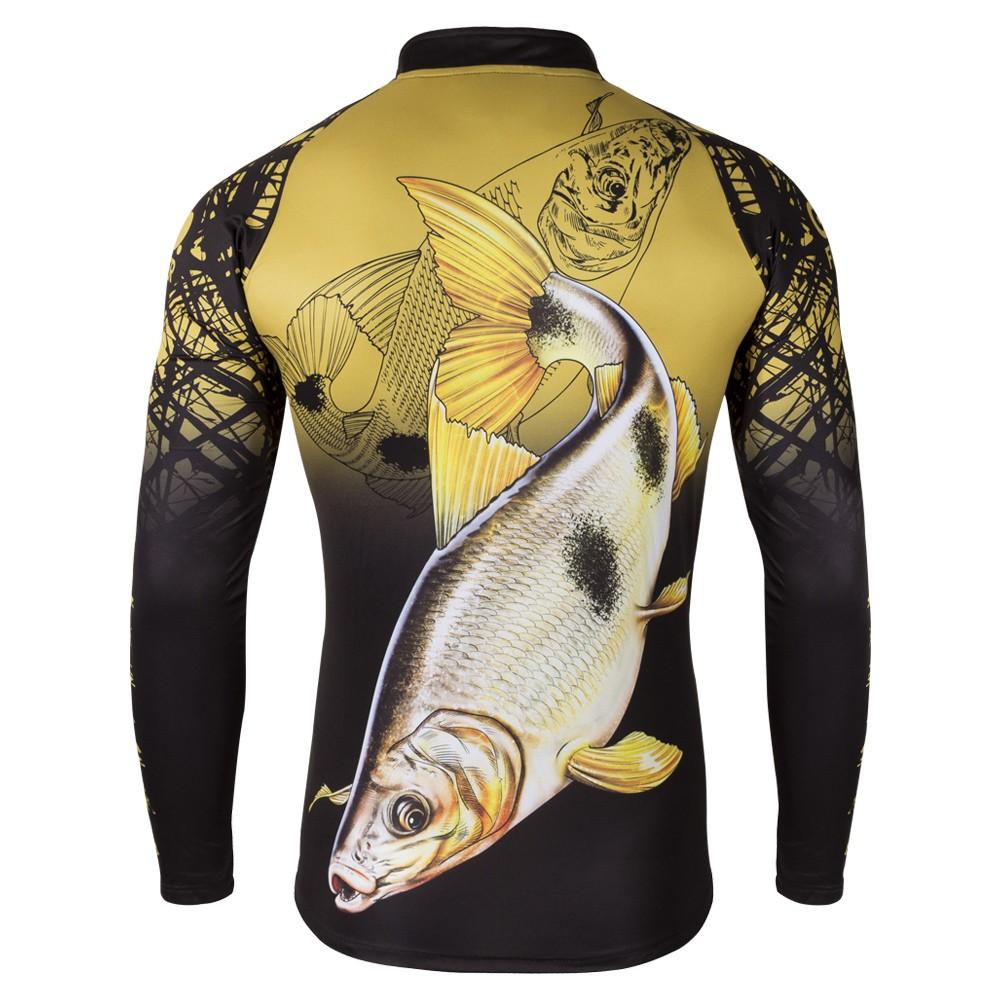 Camiseta de Pesca Piapara GO 22 EX - Go Fisher