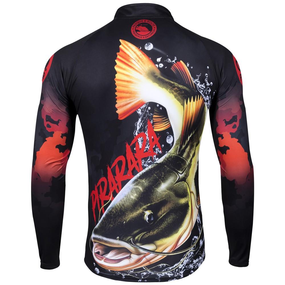 Camiseta de Pesca Pirarara GO 19 M - Go Fisher