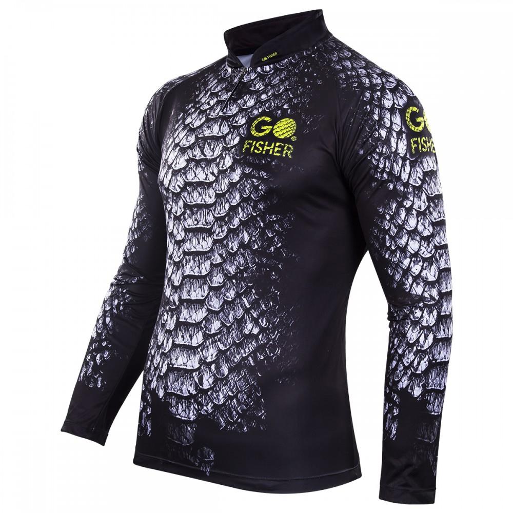 Camiseta de Pesca Skin GO 14 G - Go Fisher
