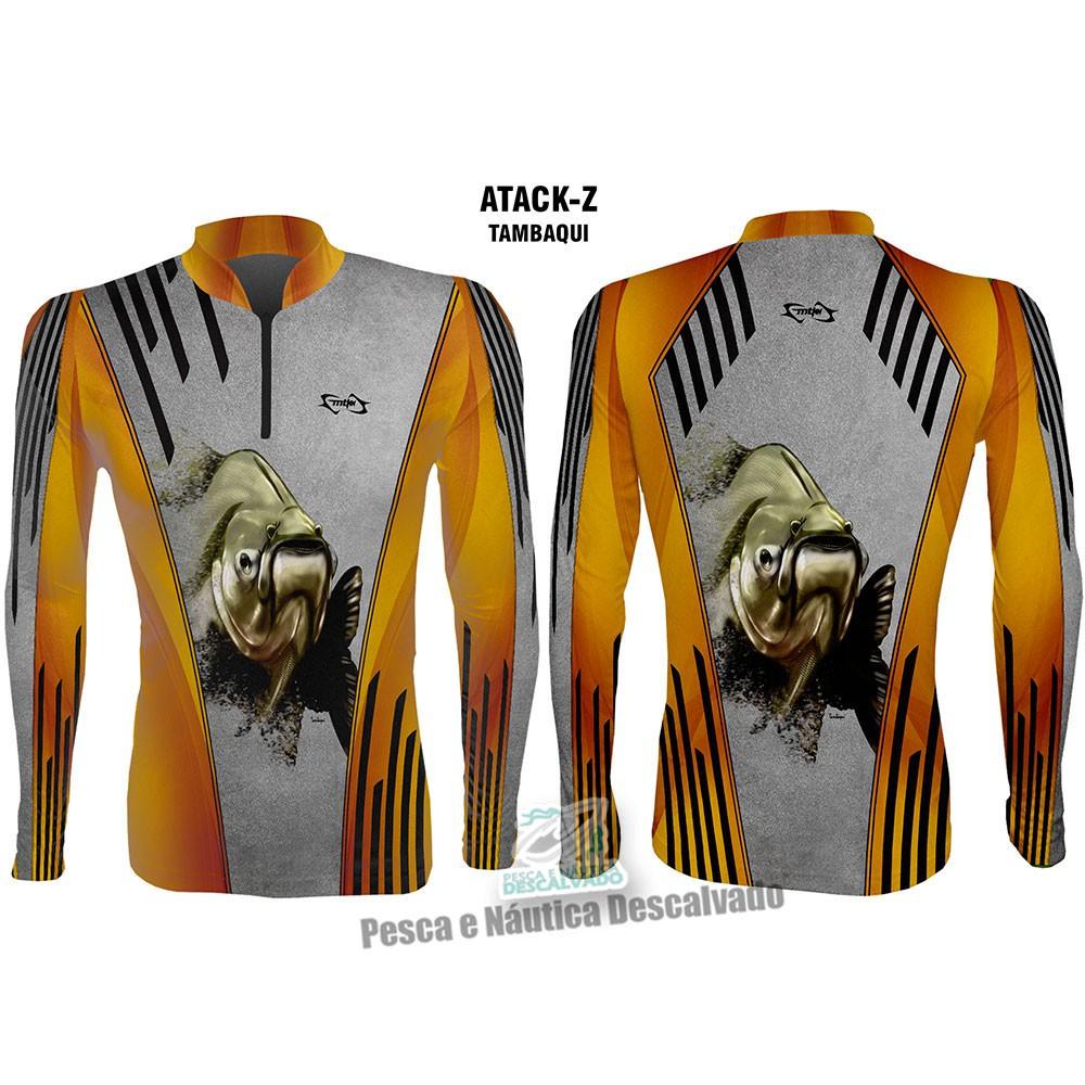 Camiseta MTK Atack Z Tambaqui - GG