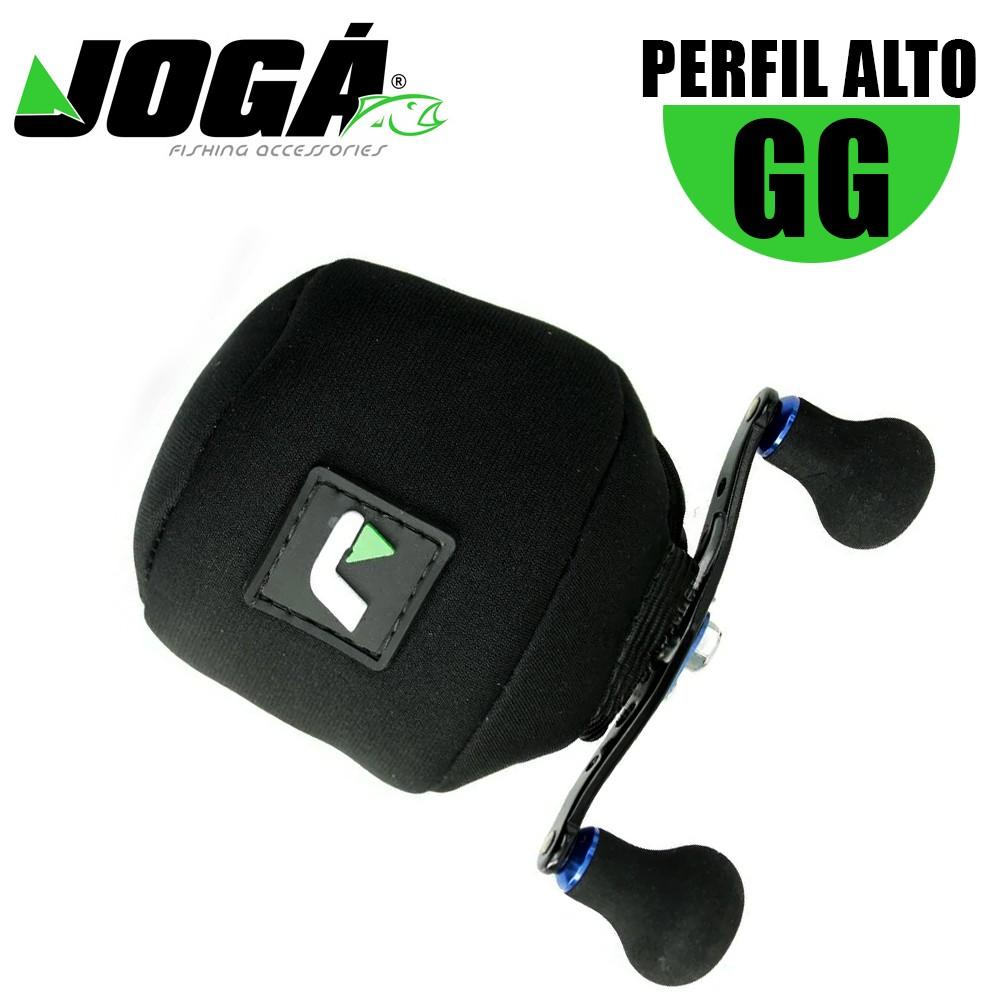 Capa de carretilha perfil alto gg - jogÁ
