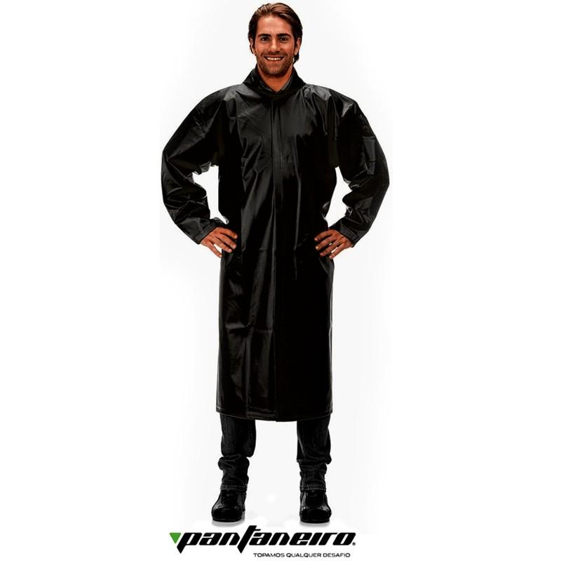 Capa de Chuva Longa PVC Pro Pantaneiro Tam. GG