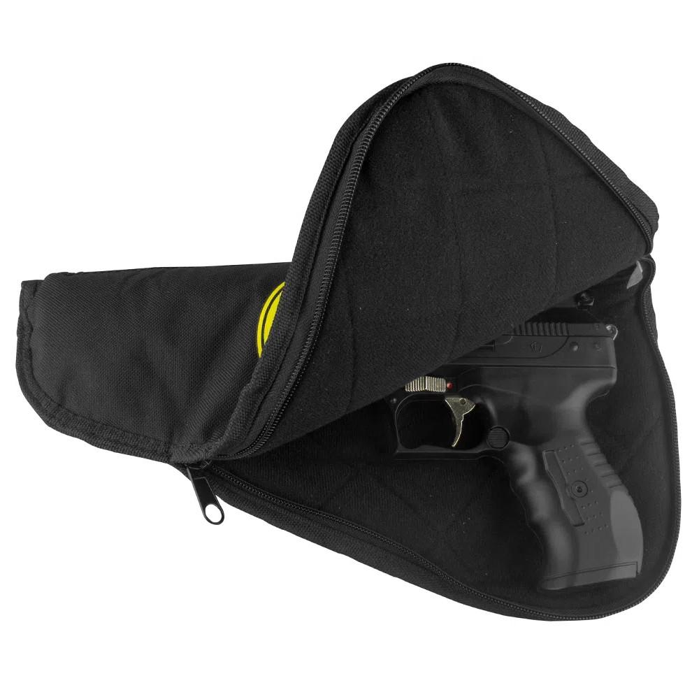Capa para Pistola com Alça e Bolso - Rossi