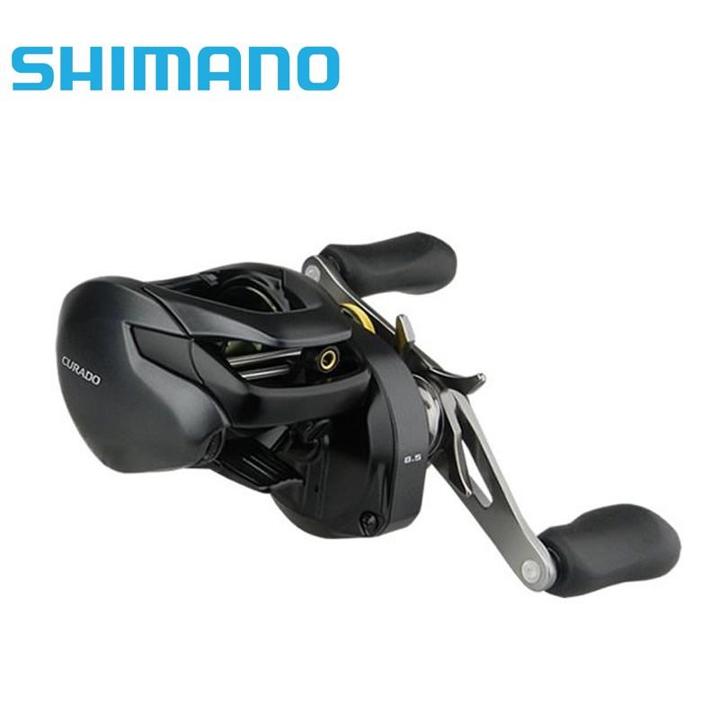 Carretilha Shimano Curado 201 XG Esquerda