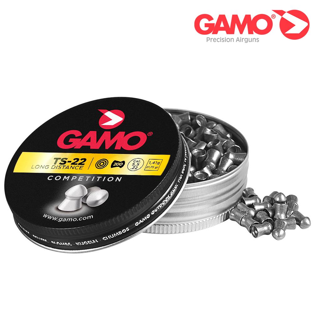 Chumbinho Gamo TS-22 Long Distance 5.5mm 250 Uni