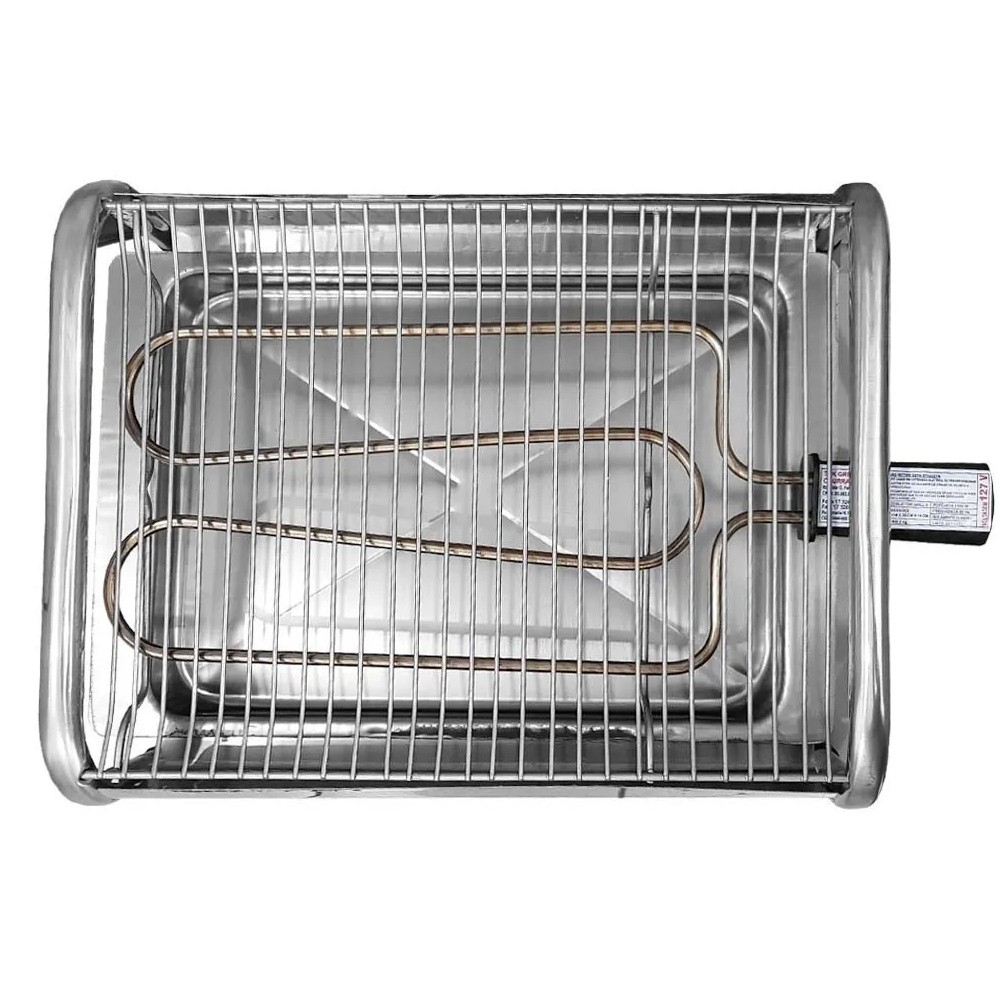 Churrasqueira Elétrica Tok Grill Light 2 110v
