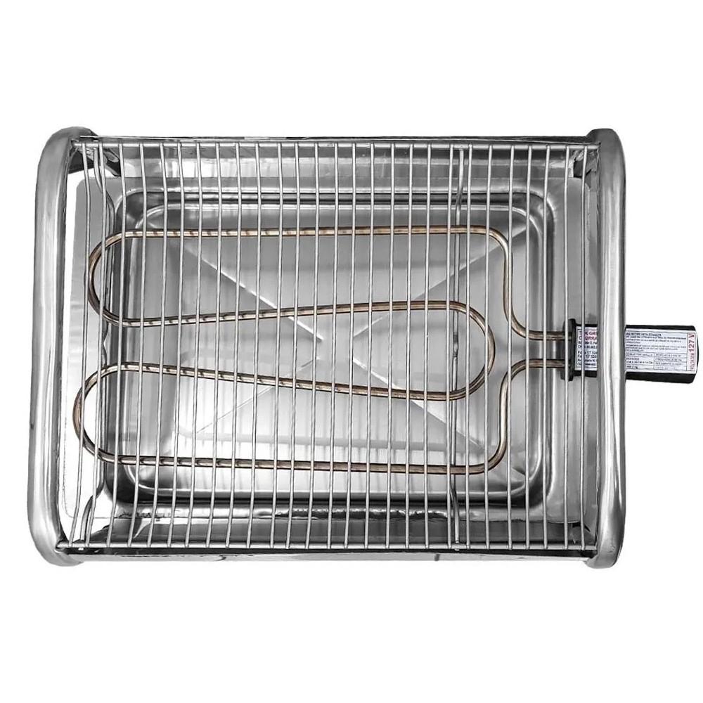 Churrasqueira Elétrica Tok Grill Light 2 220v