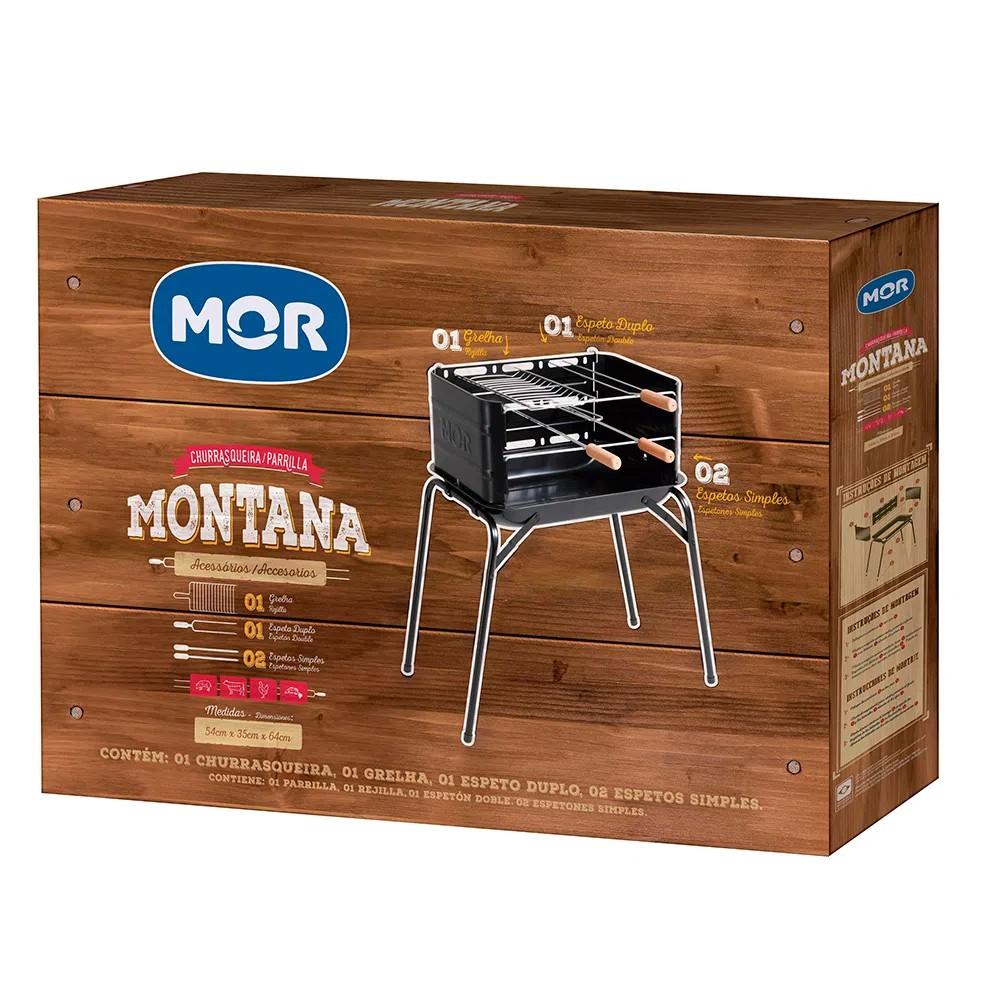 Churrasqueira Montana Montável - Mor