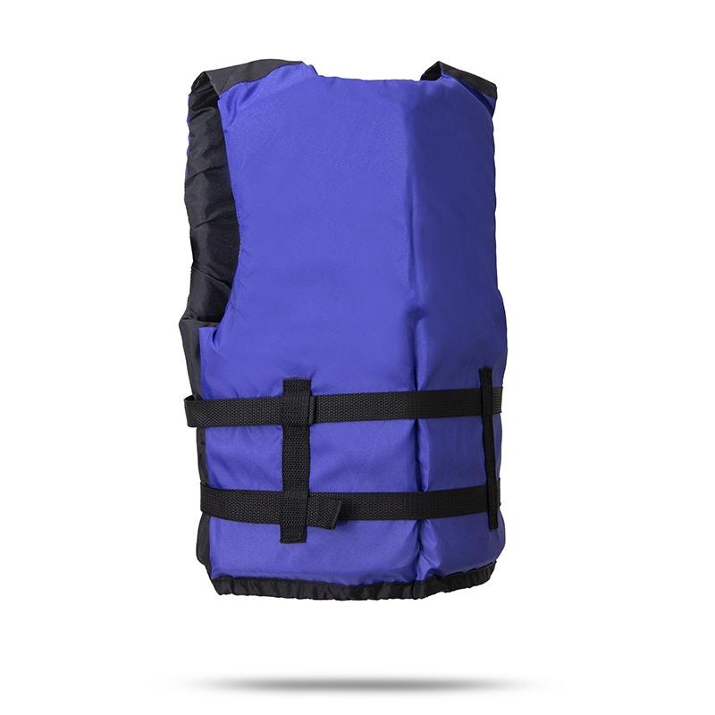 Colete Salva Vidas Canoa 2.0 Ativa 120Kg Azul