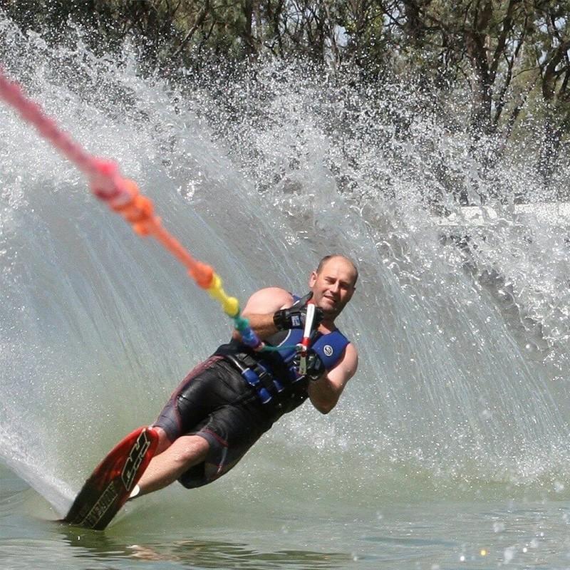 Corda Nautika para Boias e Wakeboard com Flutuador