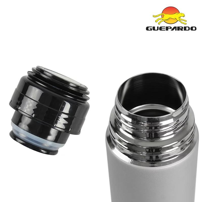 Garrafa Térmica Trip Aço inox 1L - Guepardo