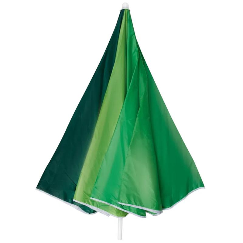 Guarda Sol Fashion 1,80 M Verde Degradê - Mor