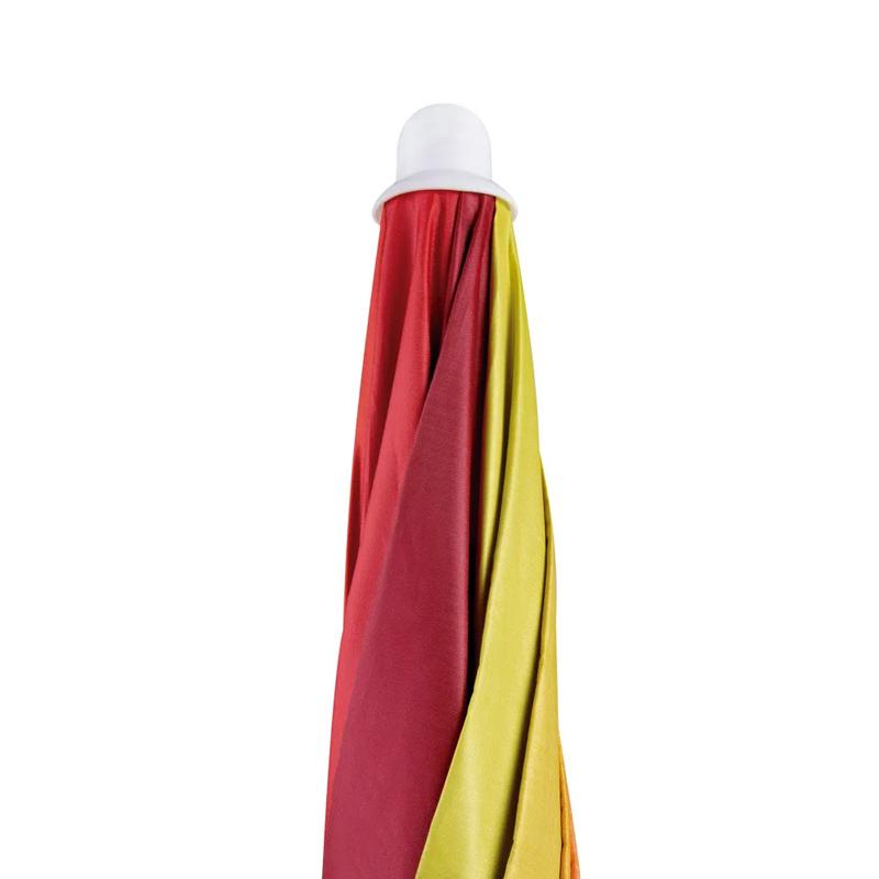 Guarda Sol Fashion 1,80 M Laranja Degradê - Mor