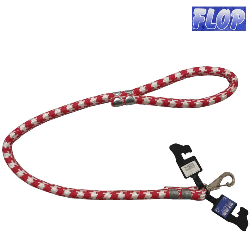 Guia de Corda para Cães 1M Vermelho - Flop