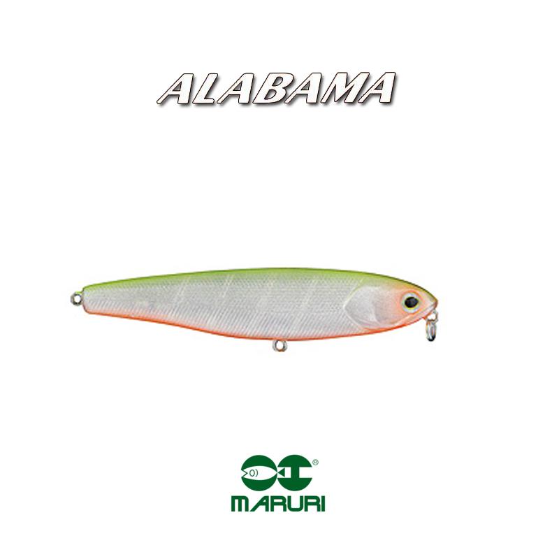 Isca Artificial Alabama 85 Cor 400 Maruri