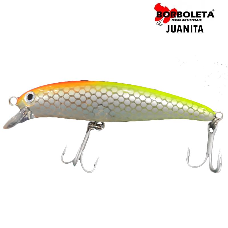 Isca Artificial Borboleta Juanita Cor 15T