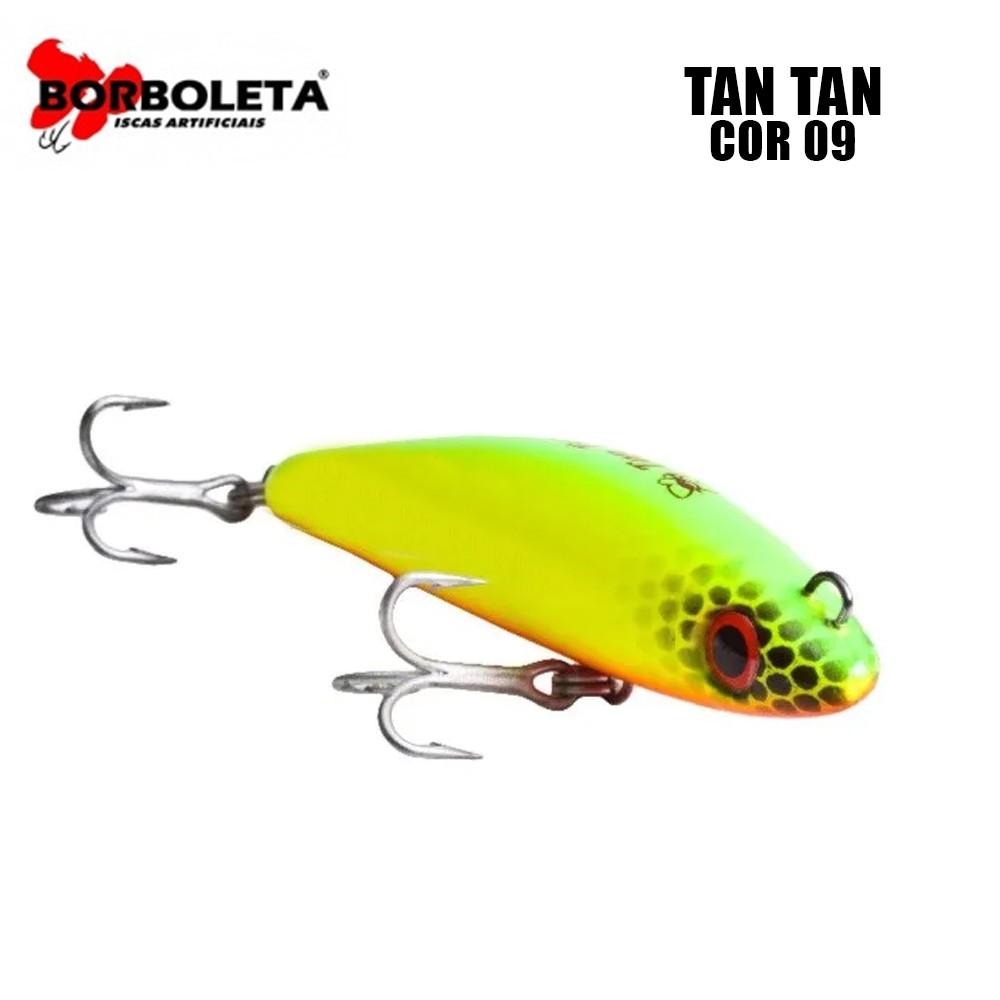Isca Artificial Borboleta Tan Tan Cor 09