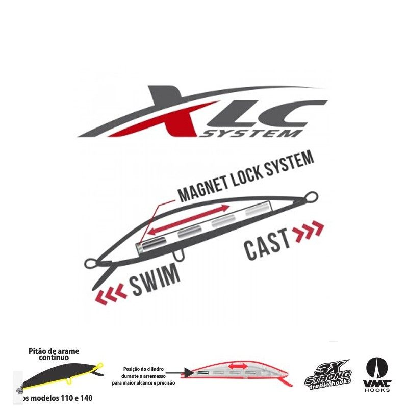 Isca Artificial Inna Pro 70 39 Marine Sports
