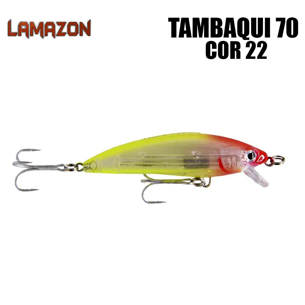 Isca Artificial Lamazon Tambaqui 70 Cor 22