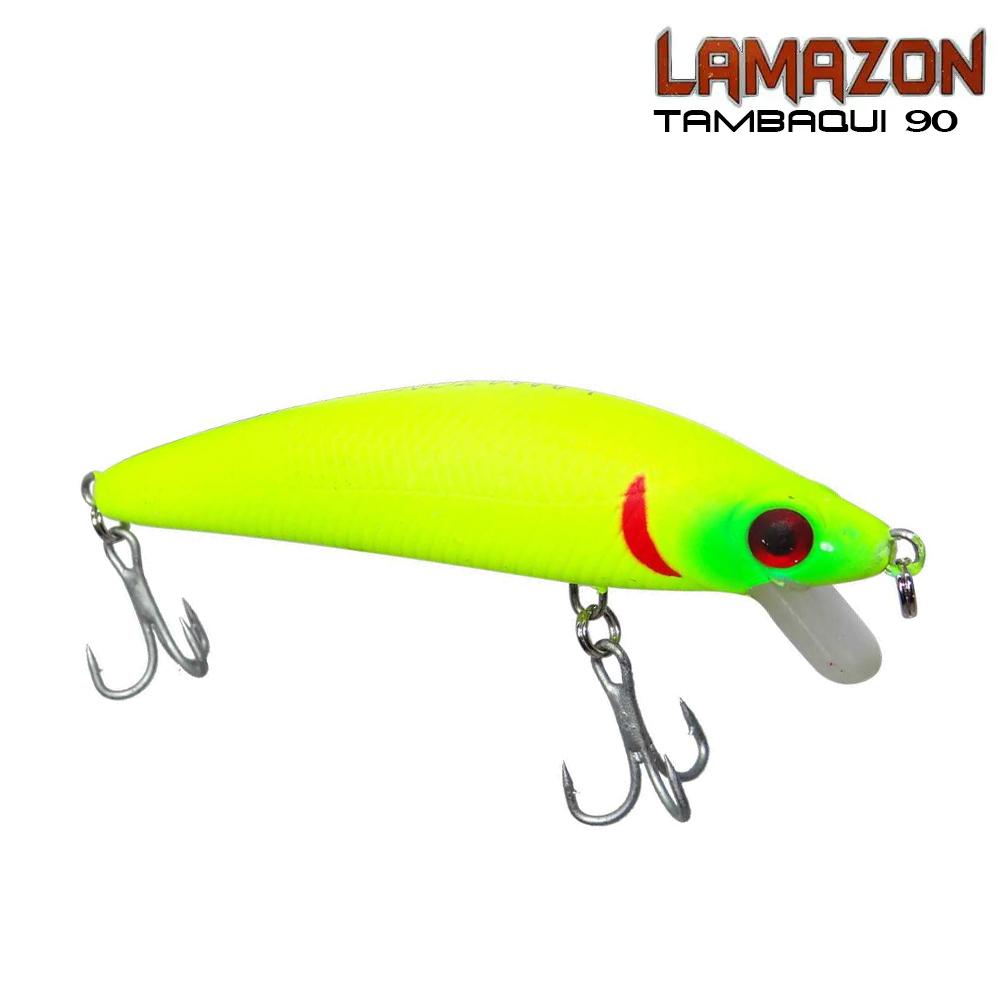 Isca Artificial Lamazon Tambaqui 90 Cor 17