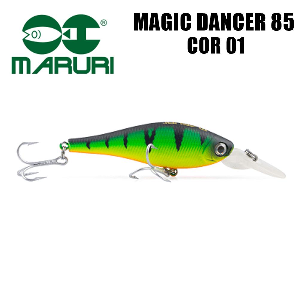 Isca Artificial Maruri Magic Dancer 85
