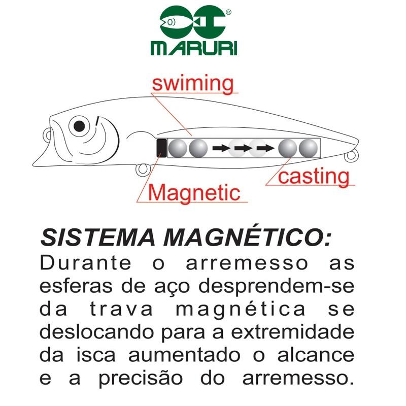 Isca Artificial Max 90 920 Maruri