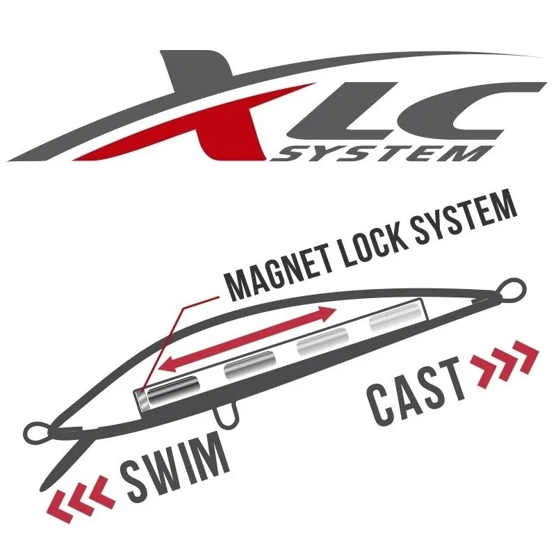 Isca Artificial Rei do Rio 80 Marine Sports Cor 32