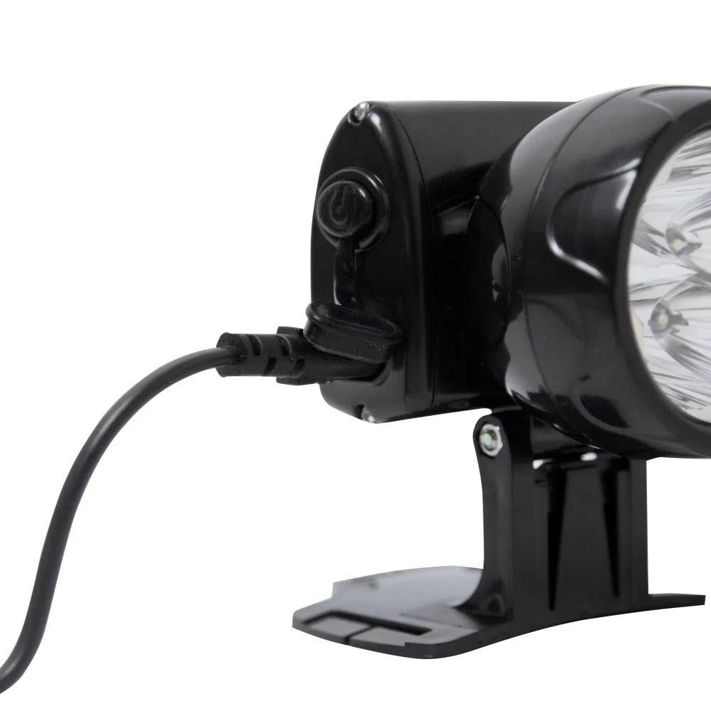 Lanterna de Cabeça Fenix Recarregável - Nautika