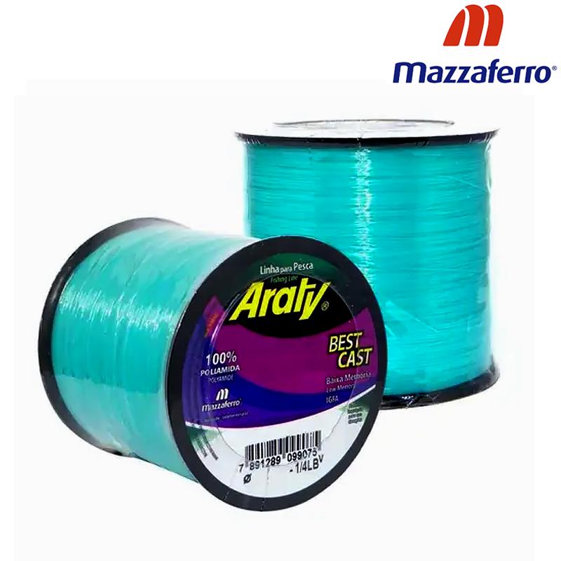 Linha Best Cast Araty 0,40mm 719 M - Mazzaferro