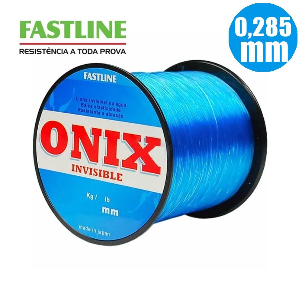 Linha Fastline Onix 0,285mm 500m Azul