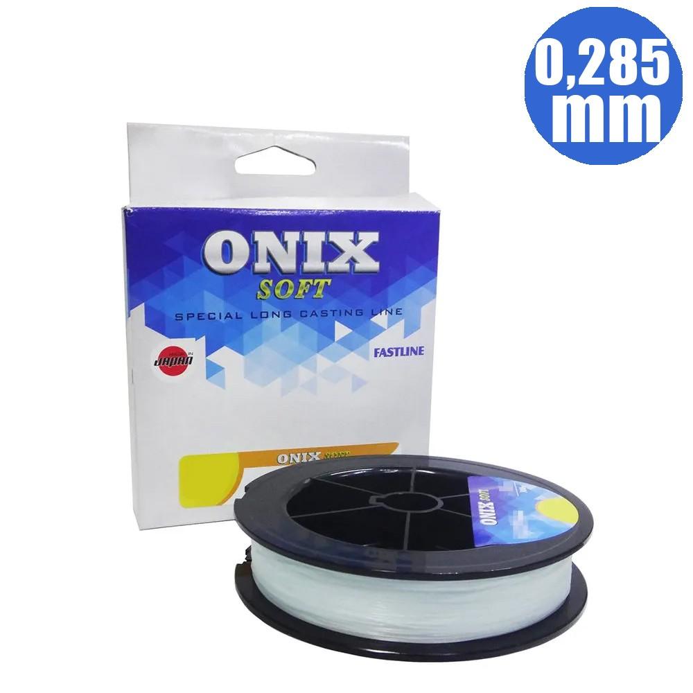 Linha Fastline Onix Soft 0,285mm 25lb 300m