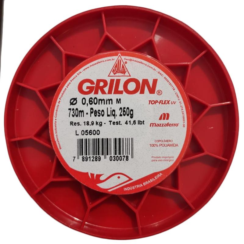 Linha Grilon Multicolor 0,60mm 730 Metros