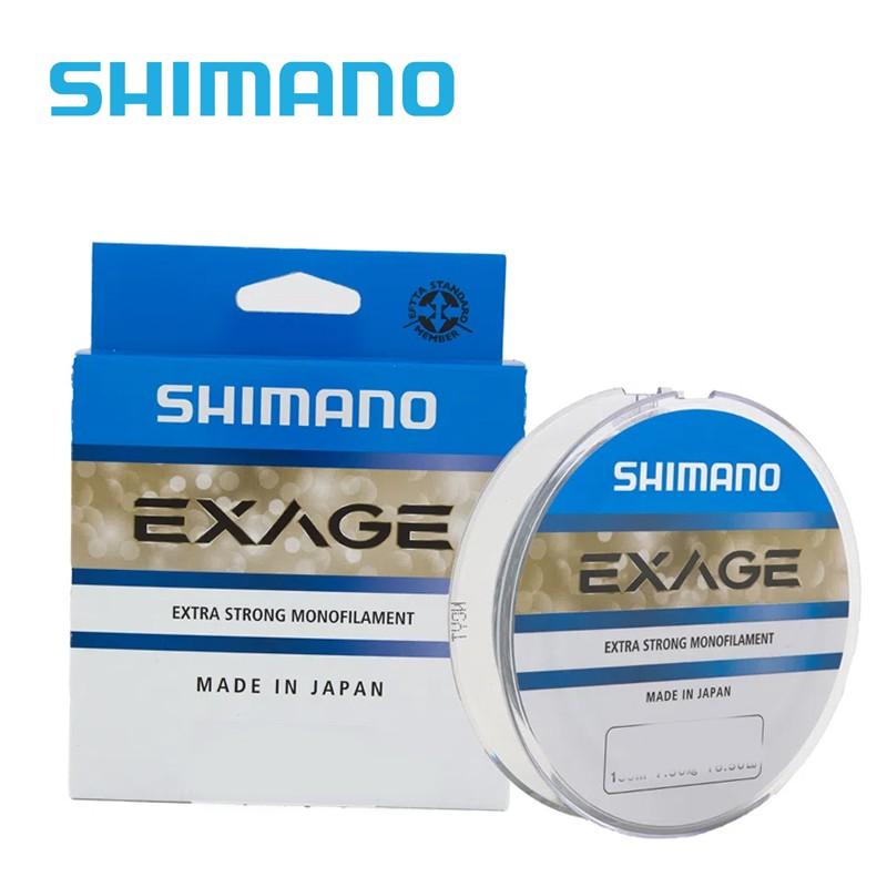 Linha Mono. Shimano Exage 35mm 300 M