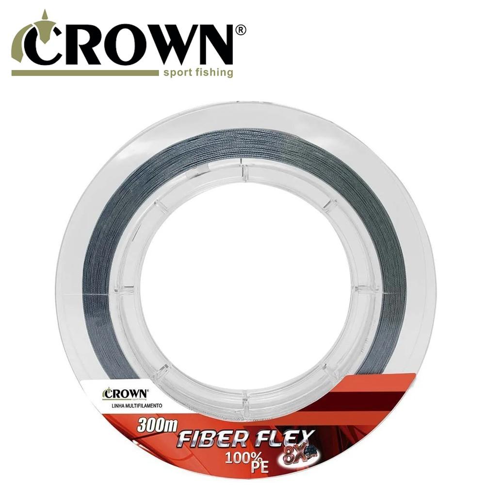 Linha mult fiber flex 8x 0,18mm 300m