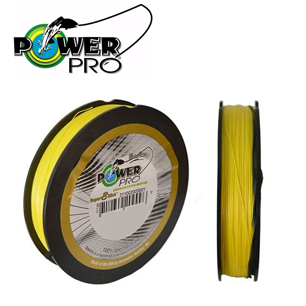 Linha mult power pro 8 slick 135m 0,32mm