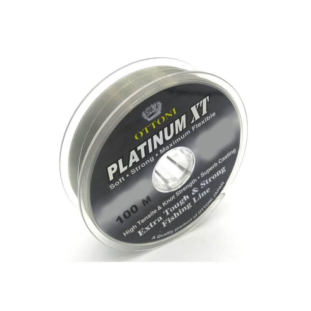 Linha platinum xt 0,30mm - ottoni