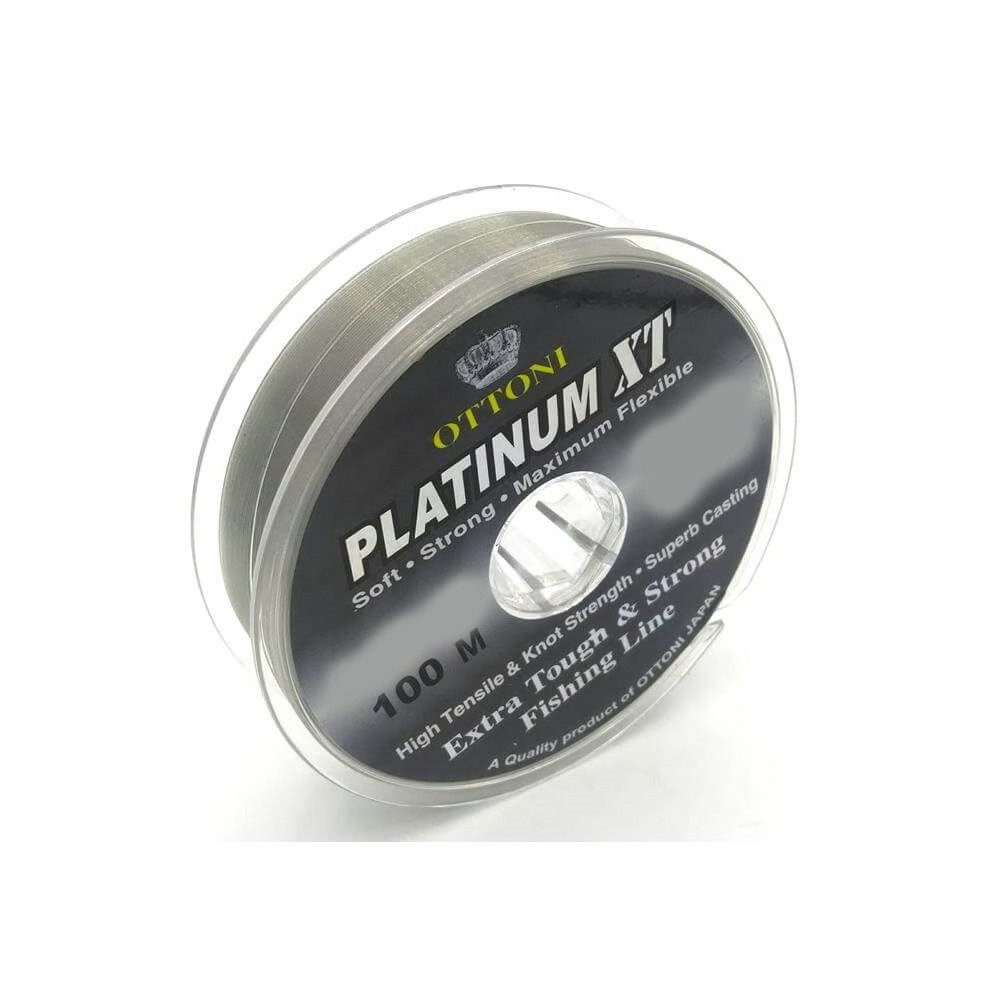 Linha platinum xt 0,40mm - ottoni