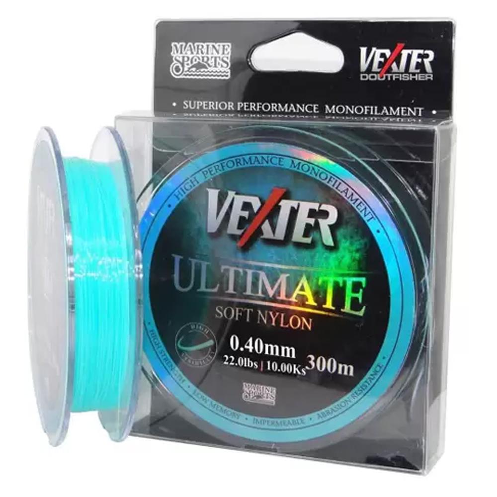 Linha Vexter Ultimate 40mm 300M Blue - Marine Sports