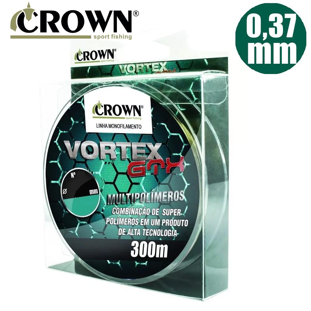 Linha Mono. Crown Vortex GTX 37 mm 300 M