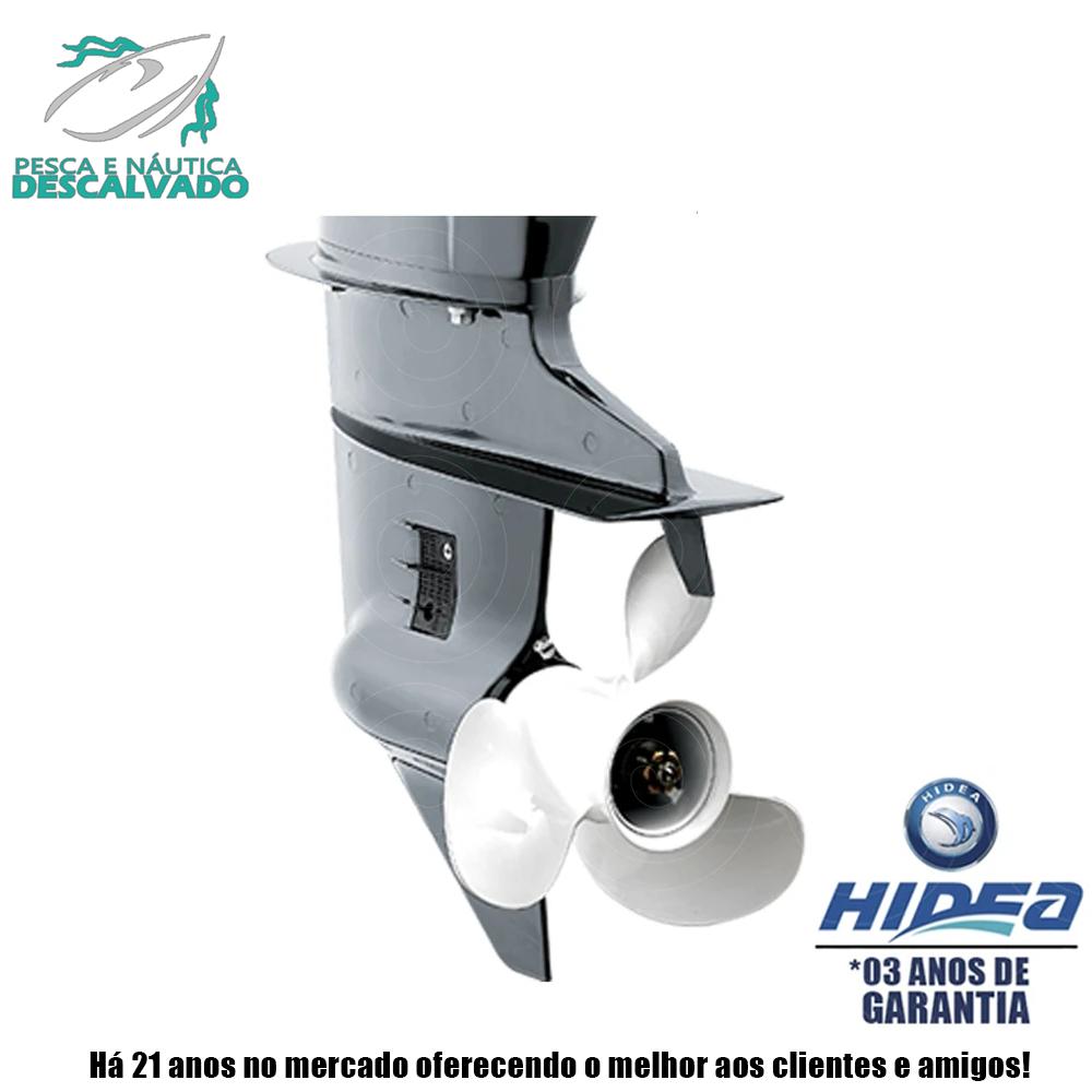 MOTOR DE POPA HIDEA 2 TEMPOS 30HP FHS (MANUAL)