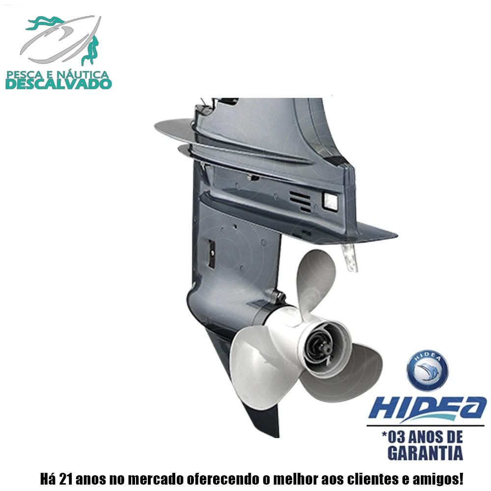 MOTOR DE POPA HIDEA 2 TEMPOS 40HP FHES (ELÉTRICA)