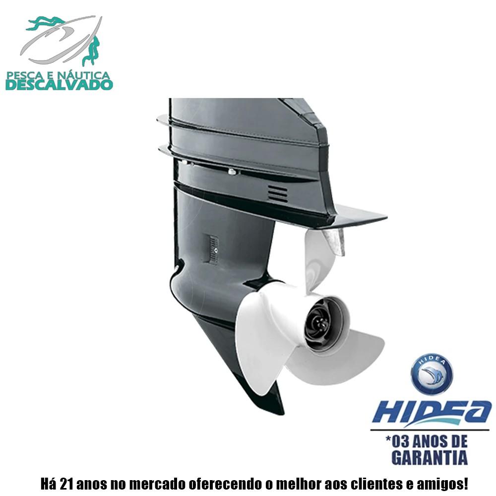 MOTOR DE POPA HIDEA 2 TEMPOS 70HP FHL (PARTIDA MANUAL)