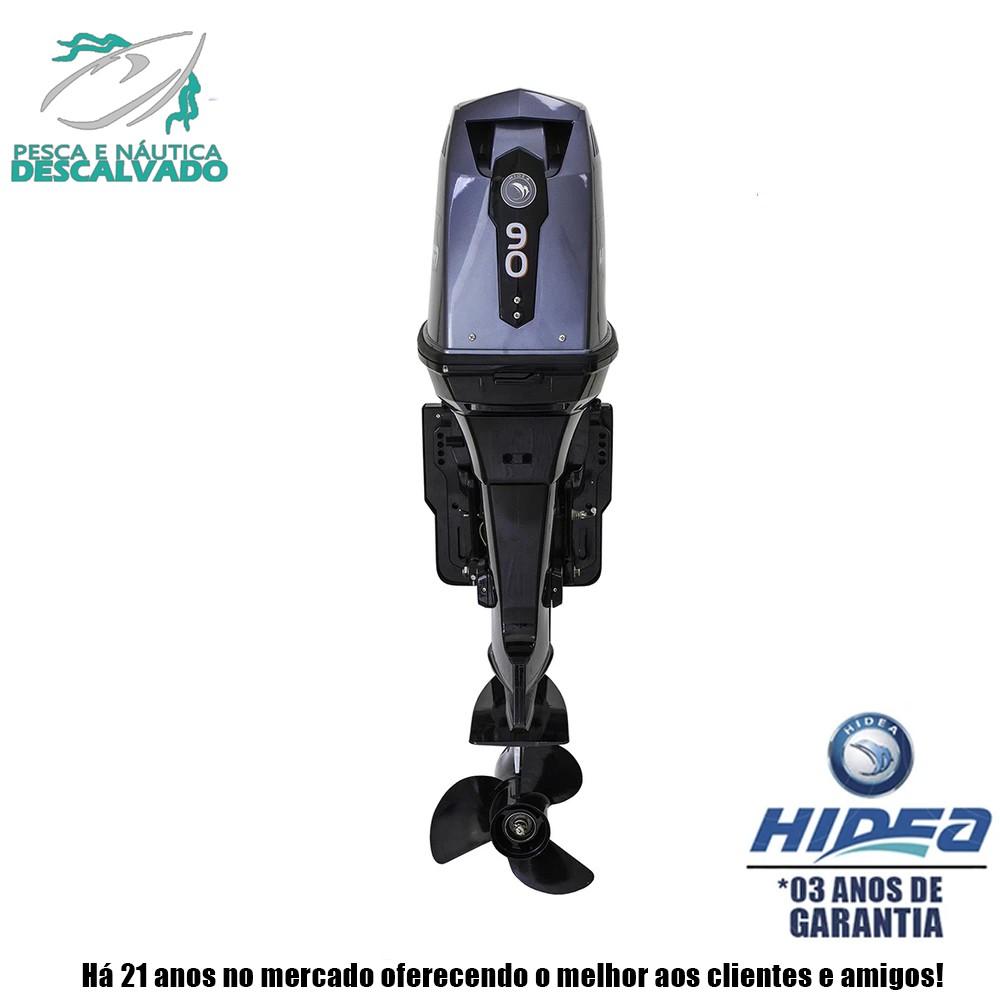 MOTOR DE POPA HIDEA 2 TEMPOS 90HP FFEL-T (ELÉTRICA)