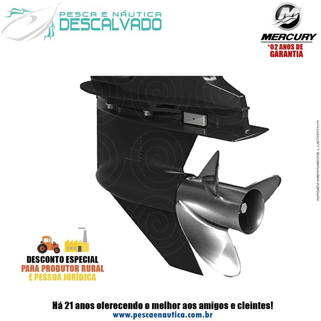 Motor De Popa Mercury 4 Tempos 90HP ELPT EFI CT SEAPRO
