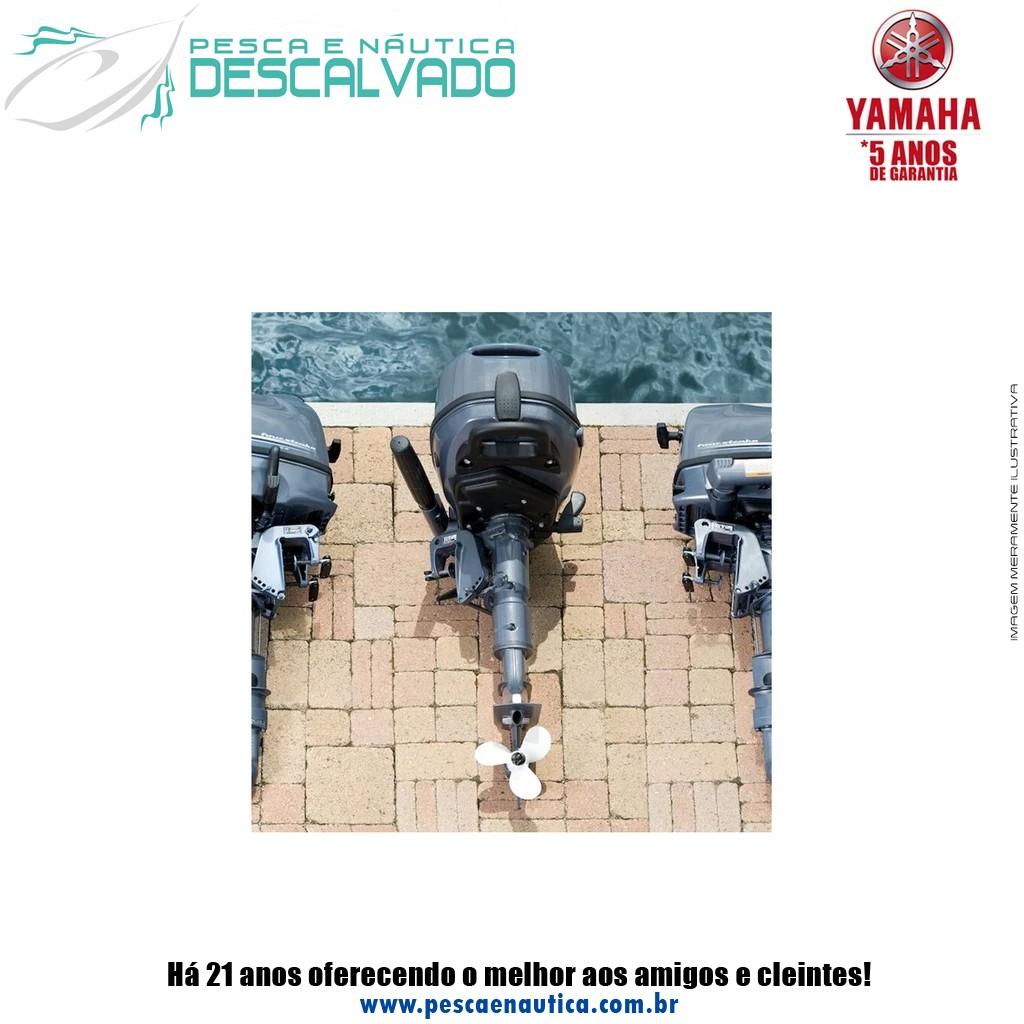Motor De Popa Yamaha 4 Tempos CMHS 6HP